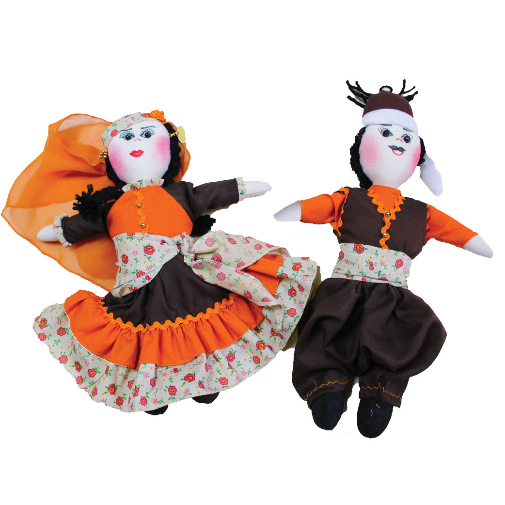 Traditional Doll 003