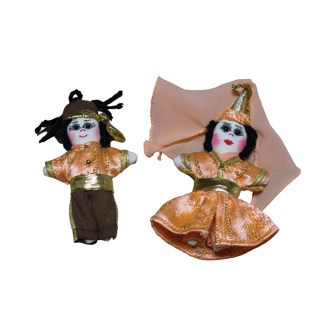 Traditional Doll 015