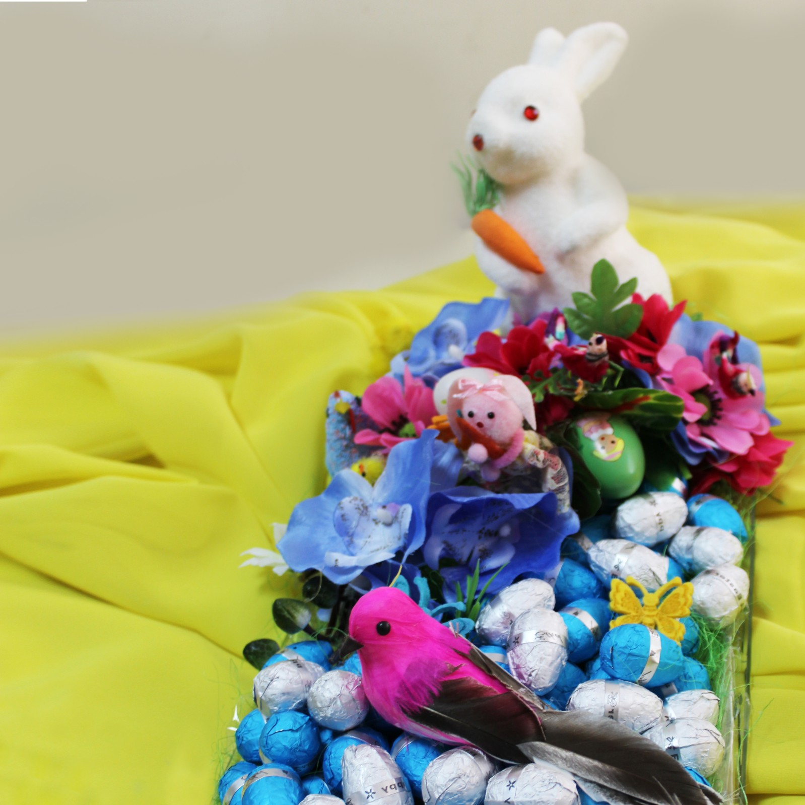 Easter 2019 Chocolate Arrangement 1