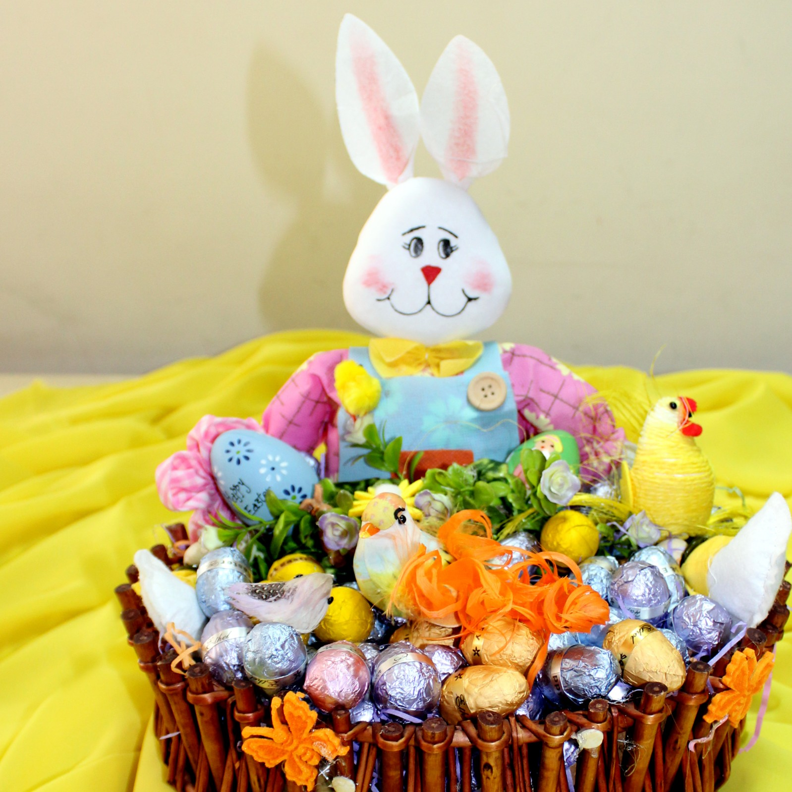 Easter 2019 Chocolate Arrangement 4