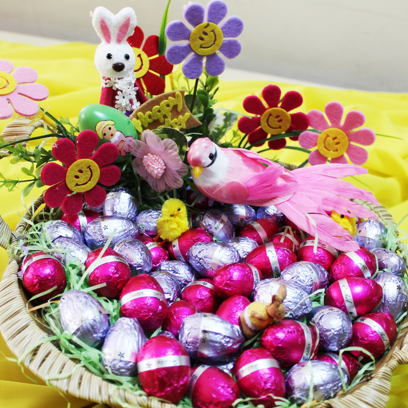 Easter 2019 Chocolate Arrangement 6