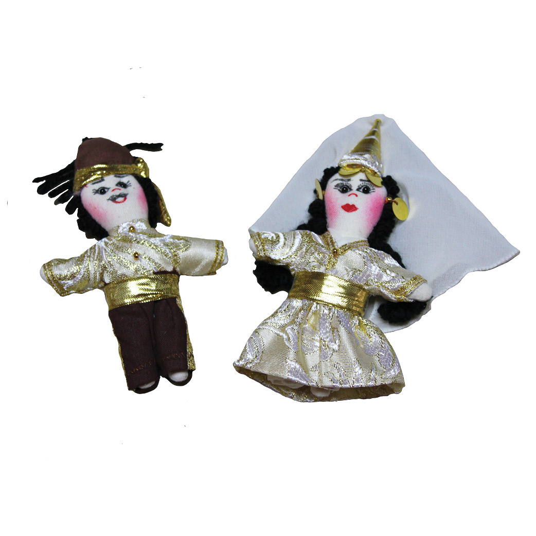 Traditional Doll 012