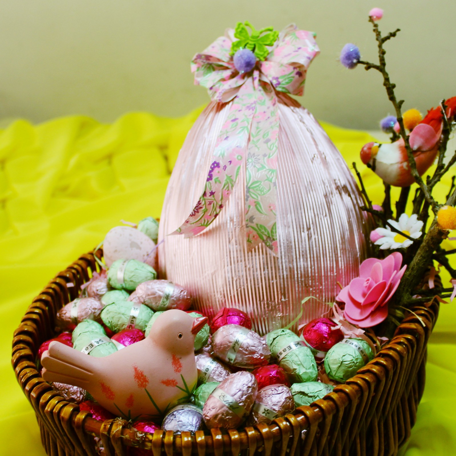 Easter 2019 Chocolate Arrangement 3