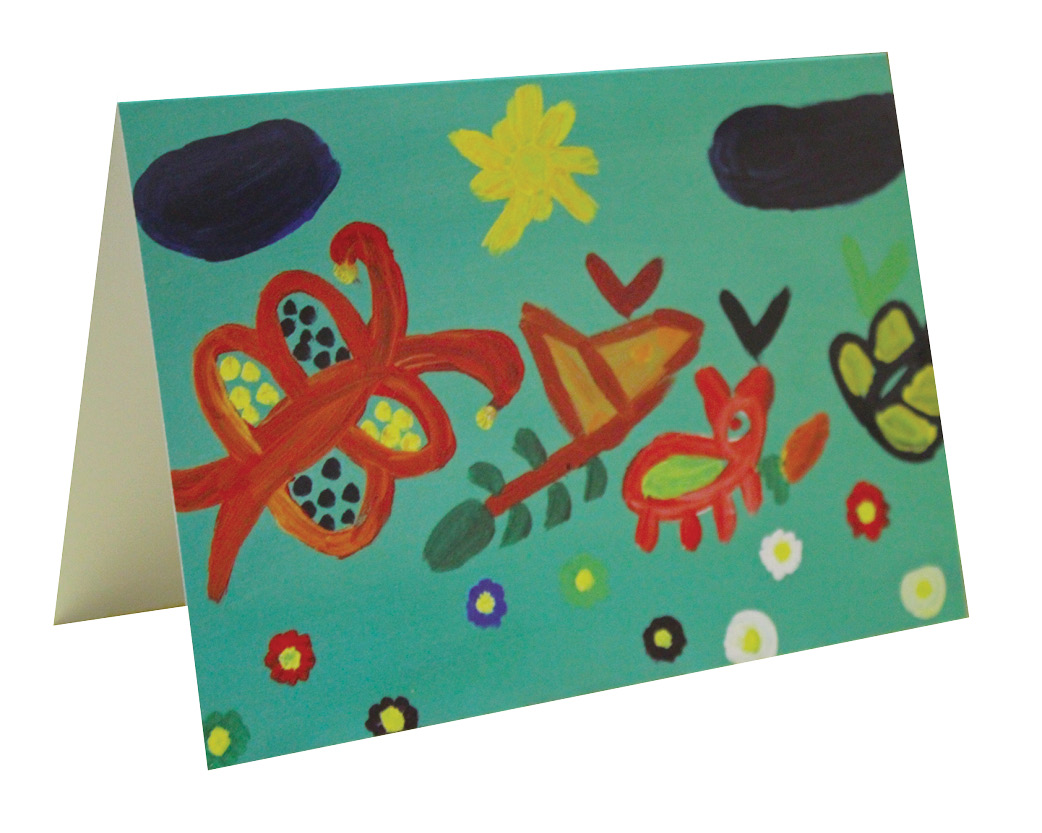 SOS Greeting Card 222