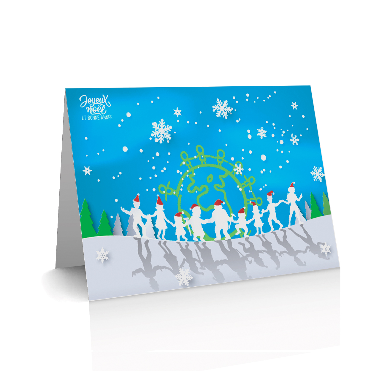 SOS Greeting Card 232