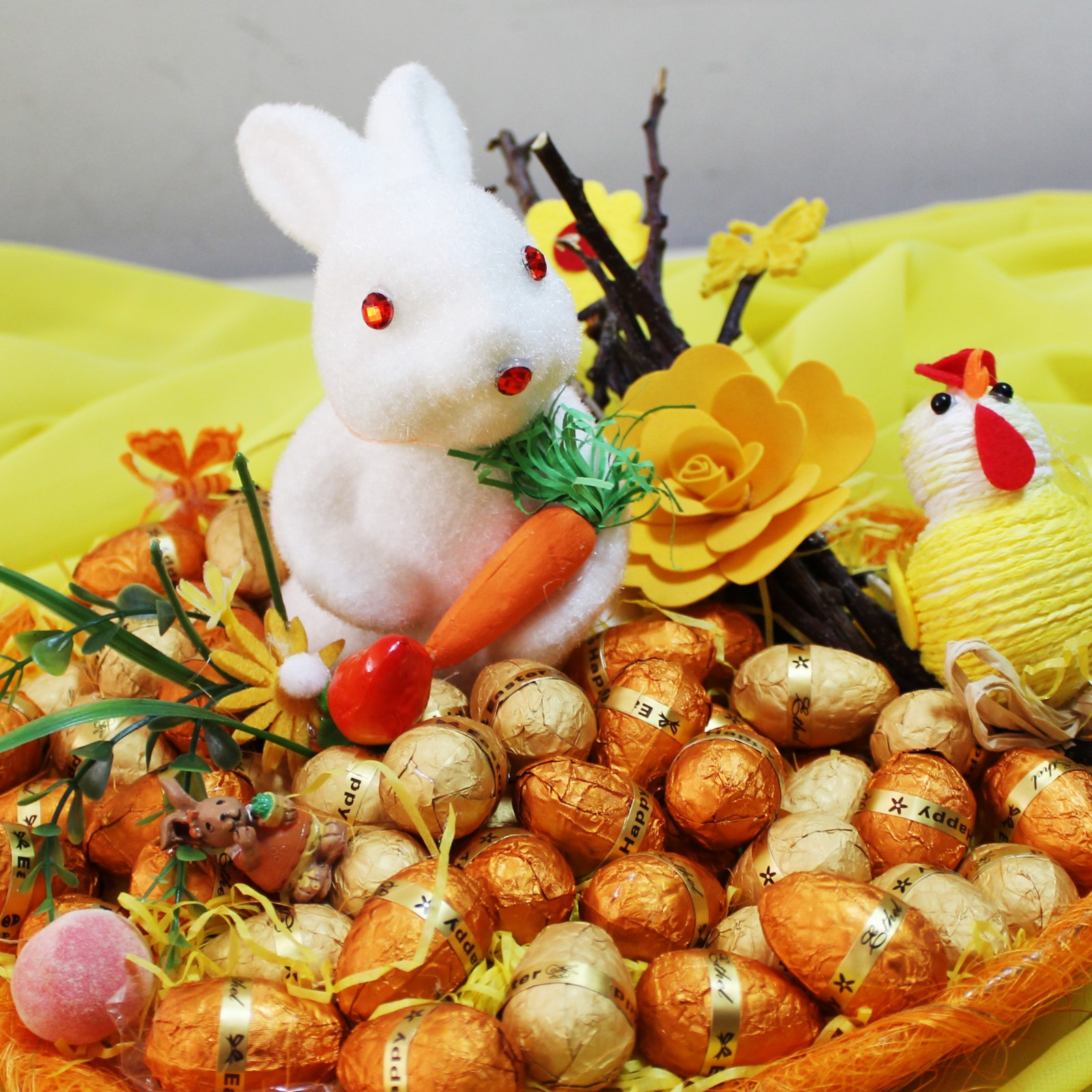 Easter 2019 Chocolate Arrangement 10