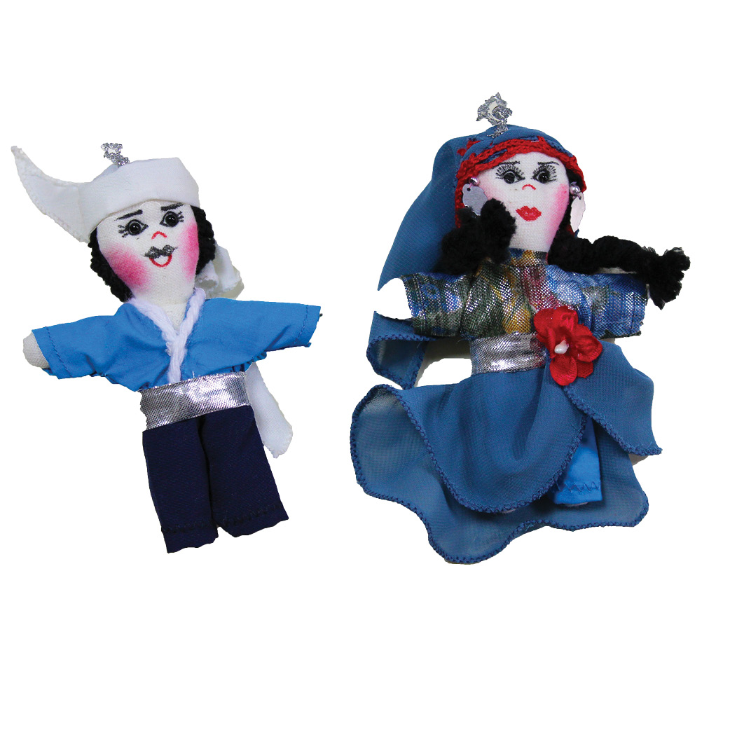 Traditional Doll 013